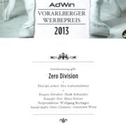 AdWin Vorarlberger Werbepreis 2013
