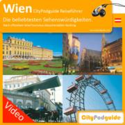 Wien City Podguide Reiseführer Cover