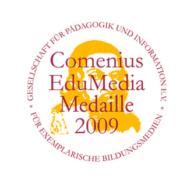 Comenius EduMedia Medaille 2009