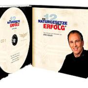 Die 12 Naturgesetze zum Erfolg von Eric Adler - Cover