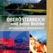 Oberösterreich und seine Bezirke - interaktives Medienpaket - Cover