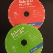Schritte Plus CD zum Arbeits- und Kursbuch