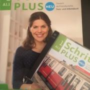 Schritte Plus Österreich - Hueber Berlag - Cover